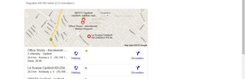 hogyan lehet felkerülni a google térképre