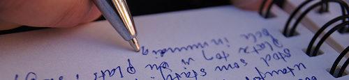 ÉRdemes a szövegírást papíron kezdeni