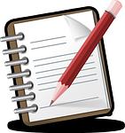 A blogírás papíron is kezdődhet