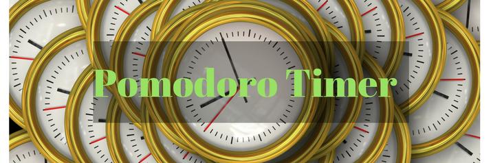 Instant Pomodoro Timer