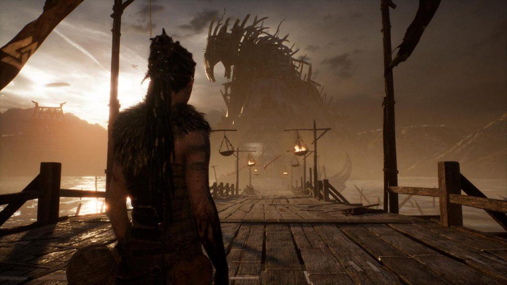 Hellblade - Senua's Sacrifice híd