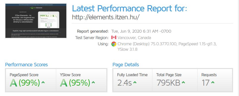 Weboldal gyorsítás vue.js segítségével